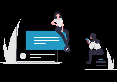 AppMomos remote teams illustrator