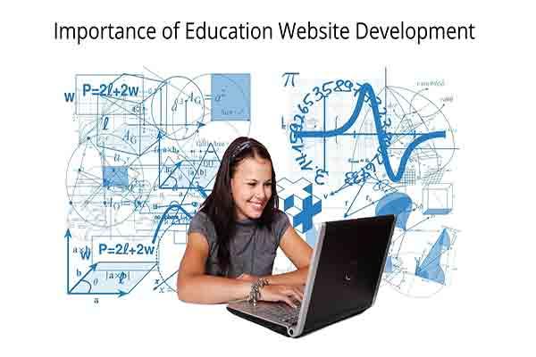 Importance of Education Website Development